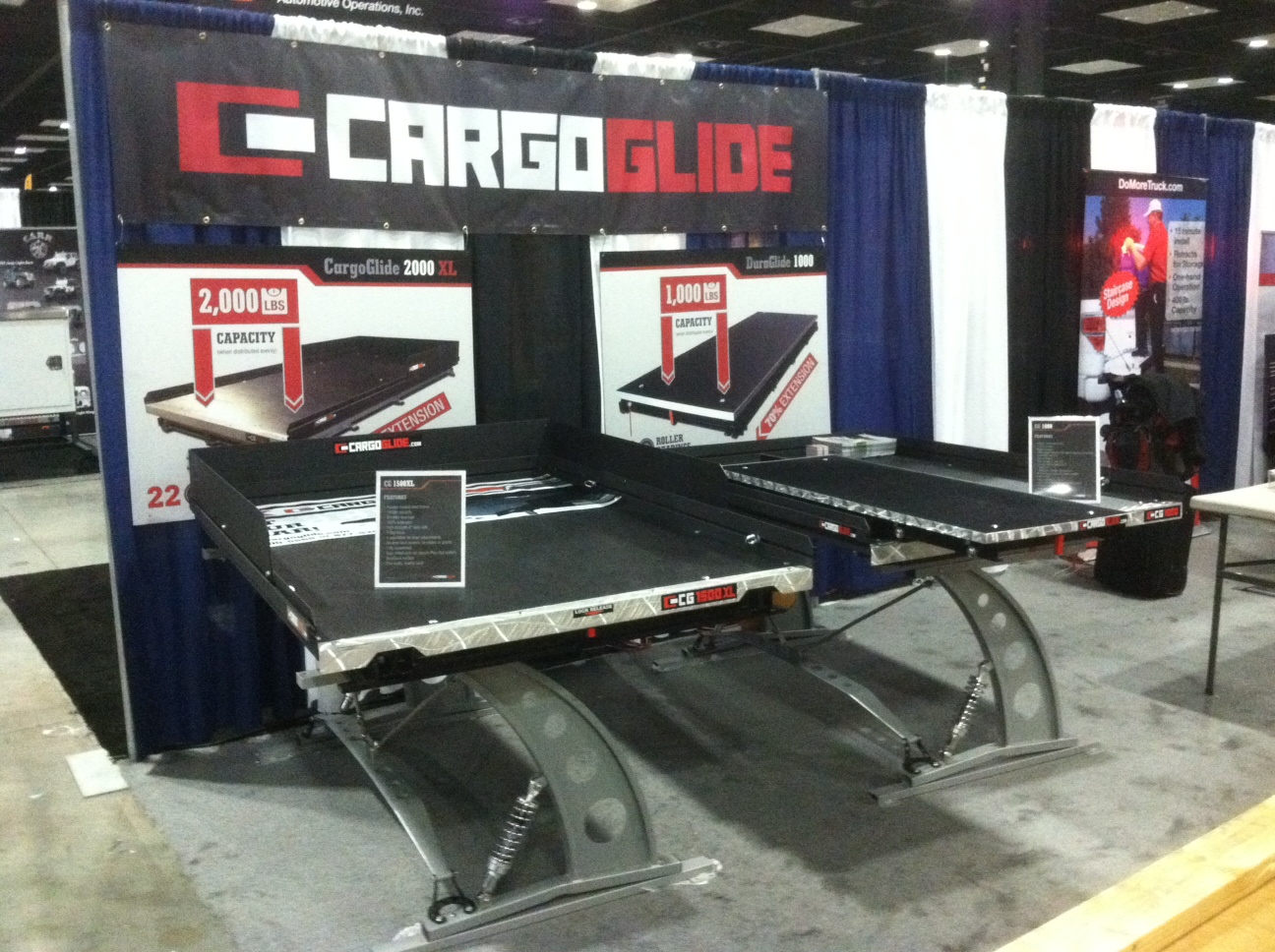 CargoGlide at NTEA 2013